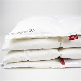Одеяло пуховое Kaufmann True Legend 650 medium 220х200 всесезонное