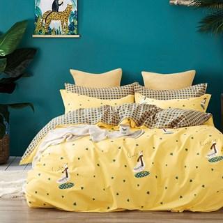 Детское постельное белье Asabella 1276-4S 1,5-спальное