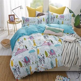 Детское постельное белье Asabella 1291-4XS 1,5-спальное