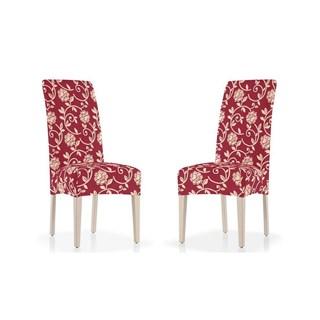 АКАПУЛЬКО РОХО Чехлы на стулья со спинкой (2 шт.)