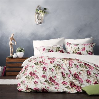 Покрывало Pasionaria Вилла 230х250 розовое