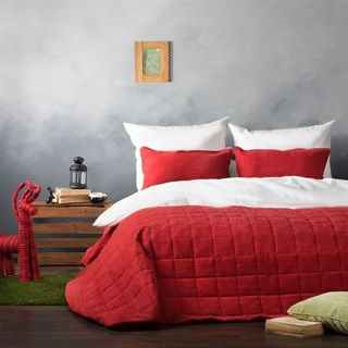 Покрывало Pasionaria Софт 250х270 красное