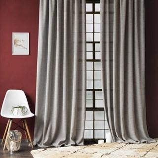 Комплект штор Pasionaria Джуди бежево-коричневый (шир. 200)