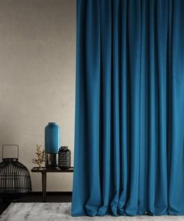 Портьера Pasionaria Димаут Бали синяя