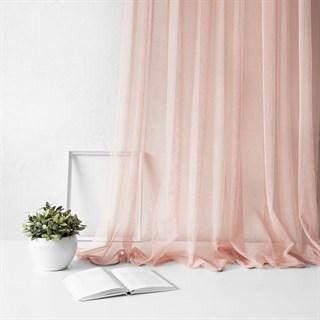 Тюль Pasionaria Вудсток розовый (шир. 300)