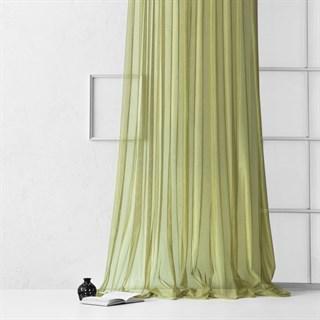 Тюль Pasionaria Грик зеленый (шир. 500)