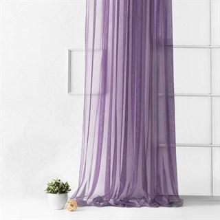Тюль Pasionaria Грик фиолетовый (шир. 300)