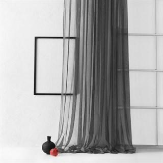 Тюль Pasionaria Грик черный (шир. 500)