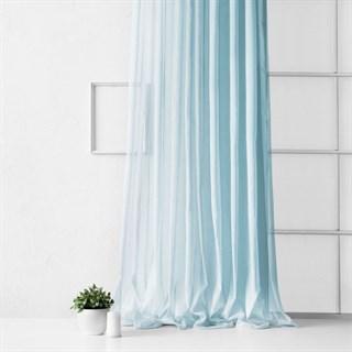 Тюль Pasionaria Рохо голубый (шир. 500)
