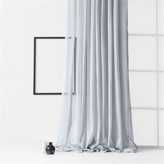 Тюль Pasionaria Рохо серый (шир. 500)