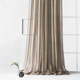 Тюль Pasionaria Рохо коричневый (шир. 500)