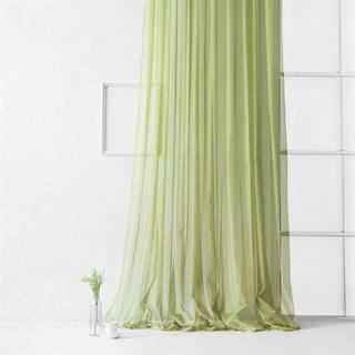 Тюль Pasionaria Стори зеленый (шир. 300)