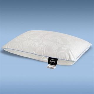 Подушка с шелком Onsilk Harmony L упругая 50х70 в съемном чехле