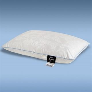Подушка с шелком Onsilk Harmony M 50х70 мягкая в съемном чехле