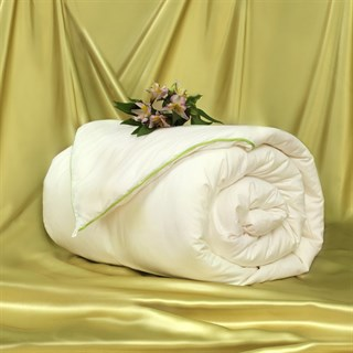 Шелковое одеяло Onsilk Classic 140х205 всесезонное