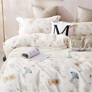 Постельное белье Asabella 1304-4XS 1,5-спальное