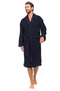Deep Blue Халат мужской XL (50-52) синий