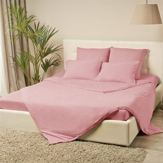 Пододеяльник Violett 200х220 розовый