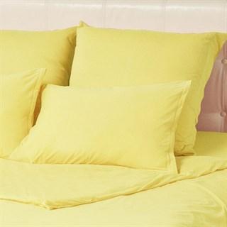 Наволочки Violett 70х70 (2 шт.) желтые