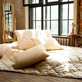 Одеяло верблюжье Natures Сон Шахерезады 200х200 всесезонное