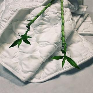 Одеяло стеганое Natures Стебель бамбука 200х200 всесезонное