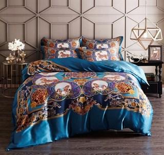 Шелковое постельное белье Эмильон евро