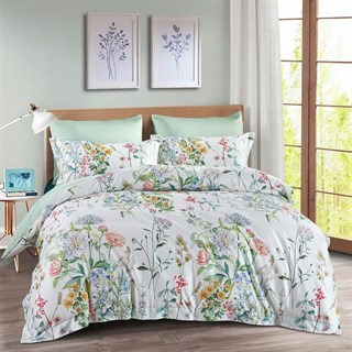 Постельное белье Asabella 1380-4S 1,5-спальное
