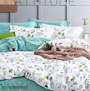 Детское постельное белье Asabella 1334-4XS 1,5-спальное
