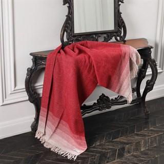 Плед шерстяной LARA Rosso 150х200 см