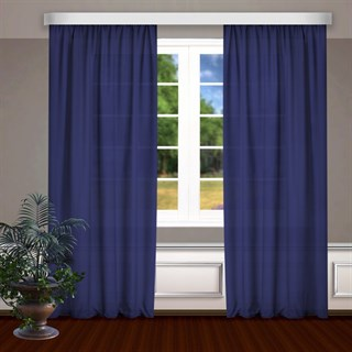 Готовые шторы Габриэль синие