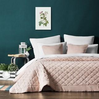 Покрывало Pasionaria Ким 160х220 бледно-розовое